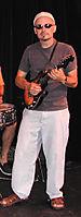 Craig with electric mandolinola 02