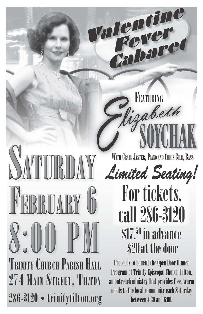 2010 Cabaret poster