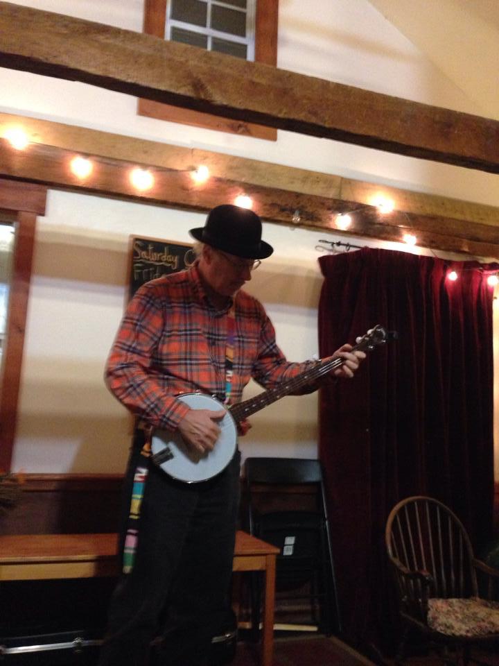 Ph w: banjo