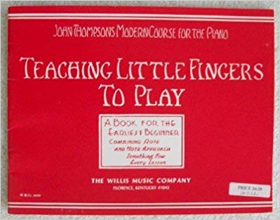 Teaching little fingers