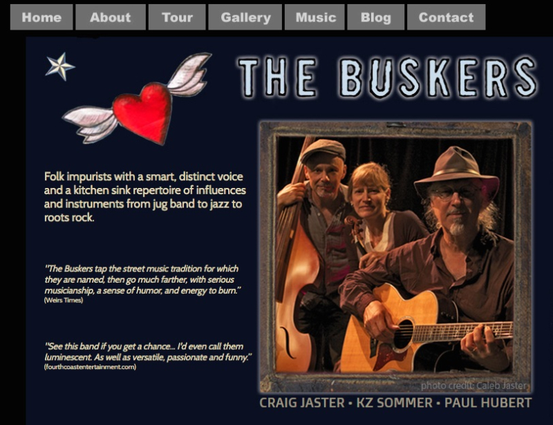 Buskers screenshot